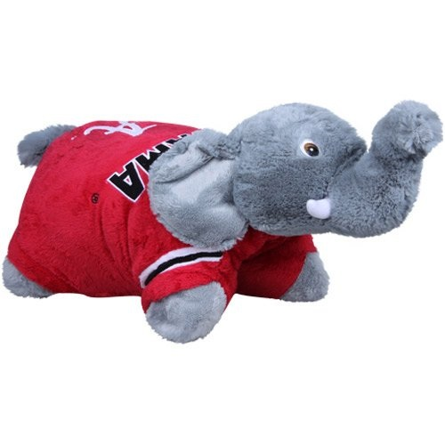 UNIVERSITY OF ALABAMA CRIMSON TIDE MY PILLOW PET