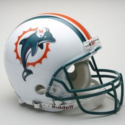 MIAMI DOLPHINS SPORTS DECOR