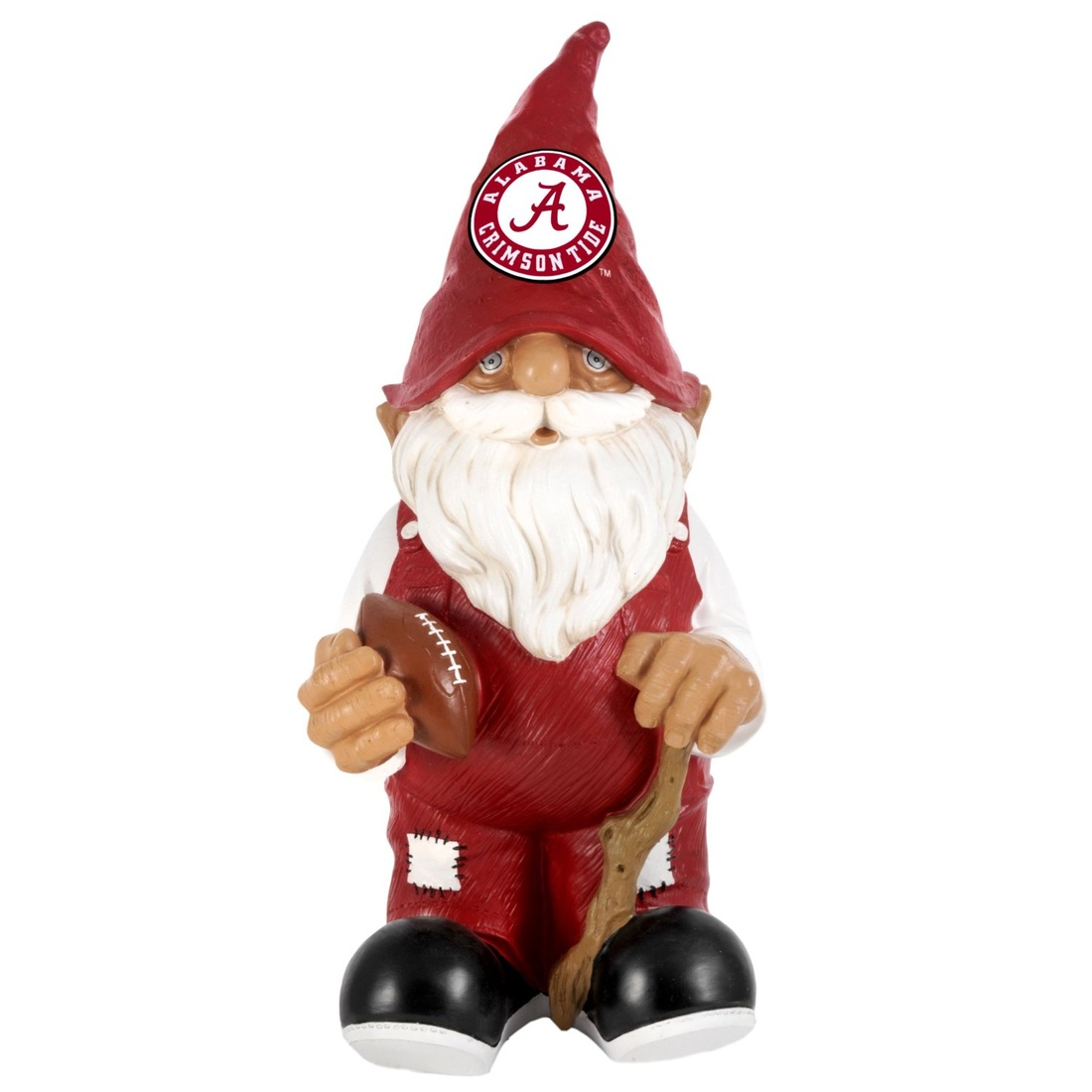 UNIVERSITY OF ALABAMA CRIMSON TIDE GARDEN GNOME