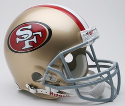 SAN FRANCISCO 49ERS SPORTS DECOR